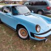 1974 - Porsche 911 Coupe Gulf Blue